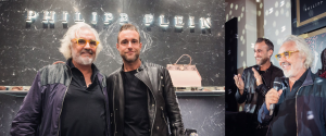 The grand opening of Philipp Plein and Billionaire boutiques in Bucharest