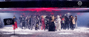 PHILIPP PLEIN NYC FASHION SHOW FALL/WINTER 2018