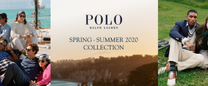 Polo Ralph Lauren Spring-Summer 2020 collection